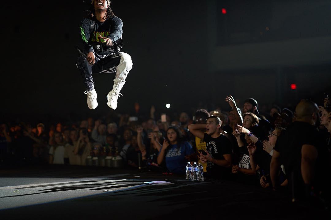 Concert Review: The Reach Records 116 unashamed Tour